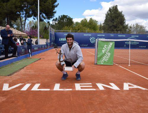 Pablo Andújar imbatible en Villena
